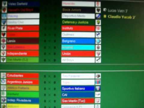 parche 33 ligas para cyberfoot 2010