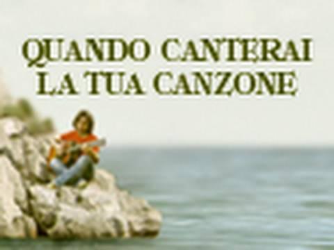 """Ligabue - """"Quando canterai la tua canzone"""" (estratto da """"Arrivederci, Mostro!"""")"""