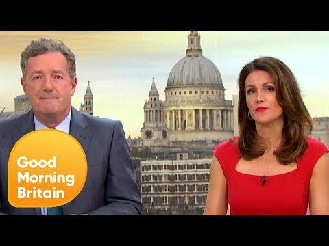 Raising Awareness for World Mental Health Day | Good Morning Britain
