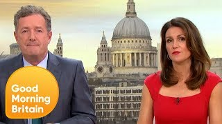 Raising Awareness for World Mental Health Day | Good Morning Britain