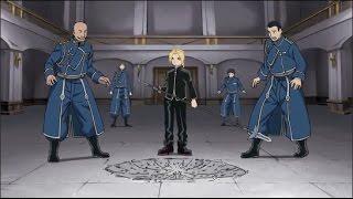 STATE ALCHEMY TEST (Eng Sub) Fullmetal Alchemist Brotherhood
