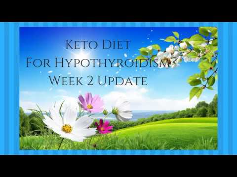 Keto Diet For Hypothyroidism Week 2