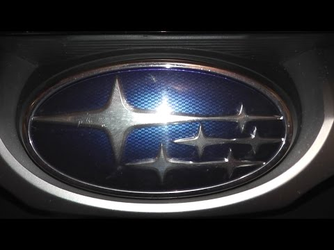 Subaru Bulb Replacement - Front Turn Signal, Low And High Beam