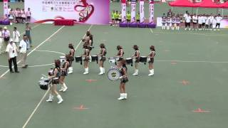 2013 AHKMBU HKIYMBC Drum battl