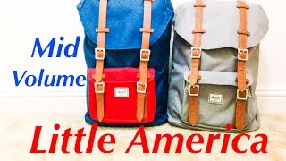 Herschel Little America Mid-Volume: One Year Review