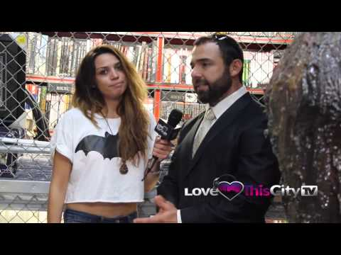 WWE Santino Marella Interview On Love This City TV