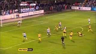 ФК Севастополь лучший гол 1-ой части сезона 2012/13