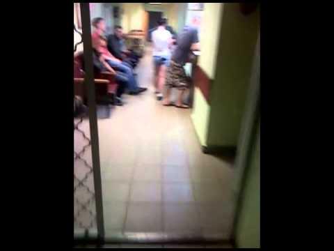 Никольская больница №3 или как я провел вечер в приемном отдлении