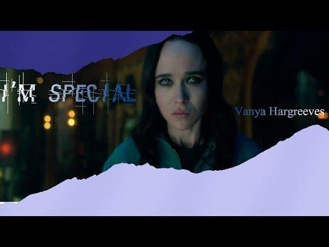 I'M SPECIAL   {The Umbrella Academy}   VANYA HARGREEVES