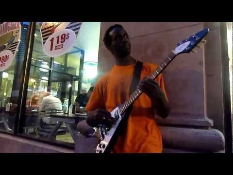 Spy Nation/Freezer Beat - Guitar Solo & BreakDance (Live In Montreal)