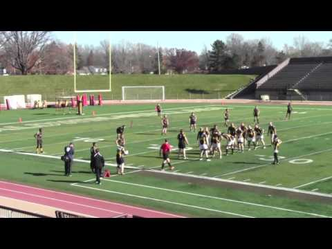 John Carroll University Rugby vs Tiffin University Playoff Game 2015