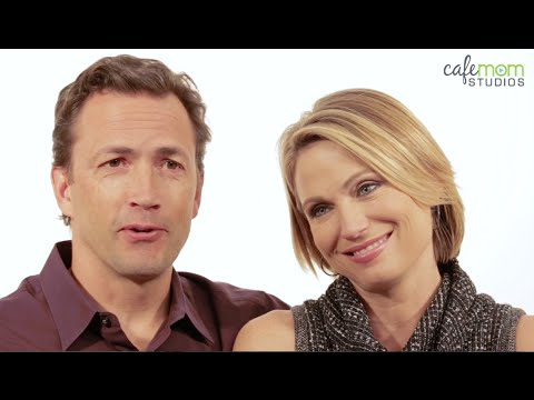 Amy Robach and Andrew Shue on How Cancer Challenged Their Relationship