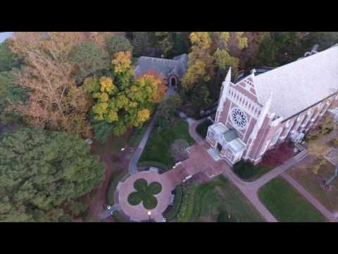 University of Richmond Aerial View