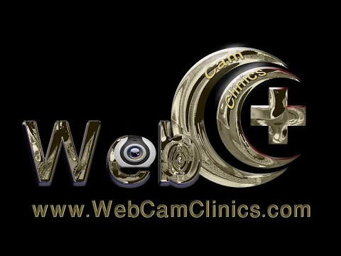 How to create an online clinic for online video consultations : WebCamClinics.com