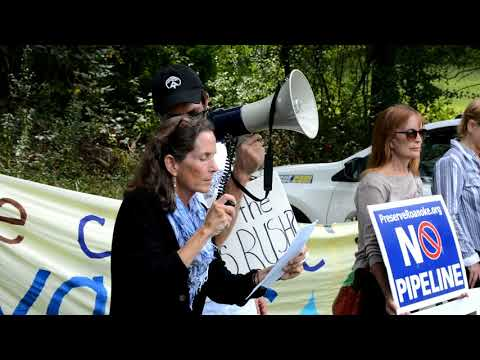 Peoples Pipeline  Rally - Roanoke Va. Sept. 14, 2017