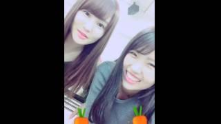 植村梓Uemura Azusa【NMB48】2015.12.25.