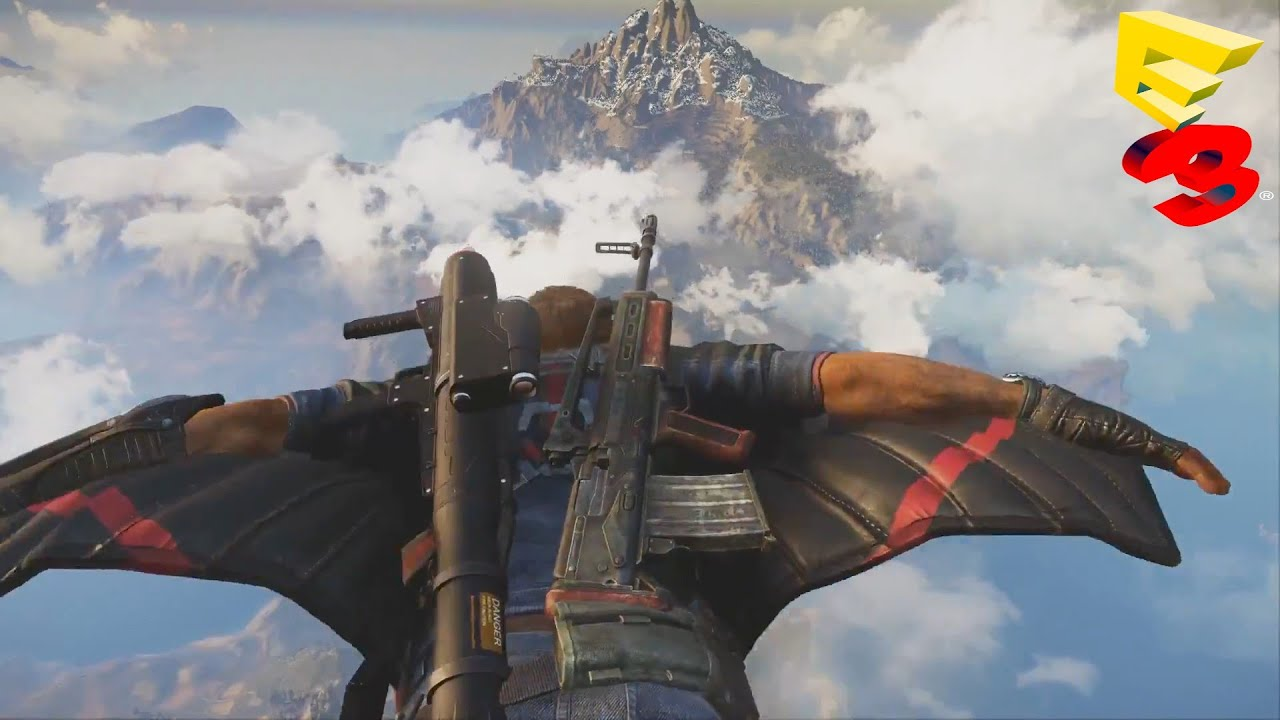 just cause 3 gameplay trailer demo e3 2015 pc ps4. Black Bedroom Furniture Sets. Home Design Ideas