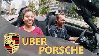 UBER Porsche