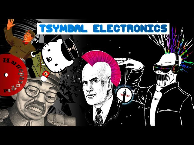 Dmitry Tsymbal - Императоры (электронный микс)