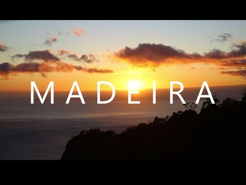 MADEIRA, PORTUGAL + Poncha Explained - Travel Dudes w/ Greg Snell