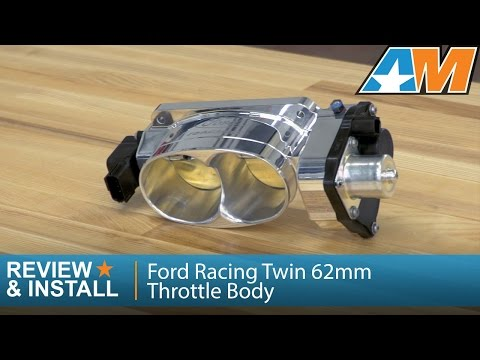 2005-2010 Mustang Ford Racing Twin 62mm Throttle Body (GT) Review