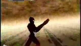 Radiant Silvergun swordplay - Stage 6