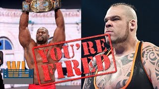 12 WWE Wrestlers Released (Fired) in 2014: WHERE ARE THEY NOW?