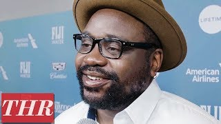 """Brian Tyree Henry on Viola Davis """"Master Class' Experience in 'Widows'   Women in Entertainment"""