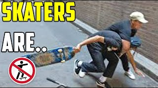 Skaters are Skaters 2020 (Skate, Skateboard, Skateboarding)