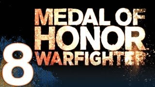 Medal of Honor Warfighter - Hard Gameplay Playthrough - Part 8 - Finding Faraz | WikiGameGuides