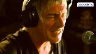 Paul Weller: 'No Tears To Cry' Live Session