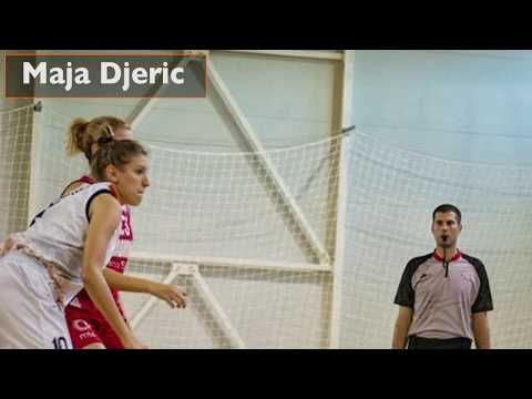 Maja Djeric 🏀 Basketball Player | Highlights