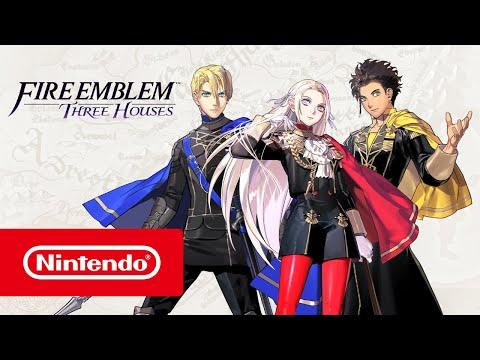 Fire Emblem: Three Houses – Bande-annonce de lancement (Nintendo Switch)