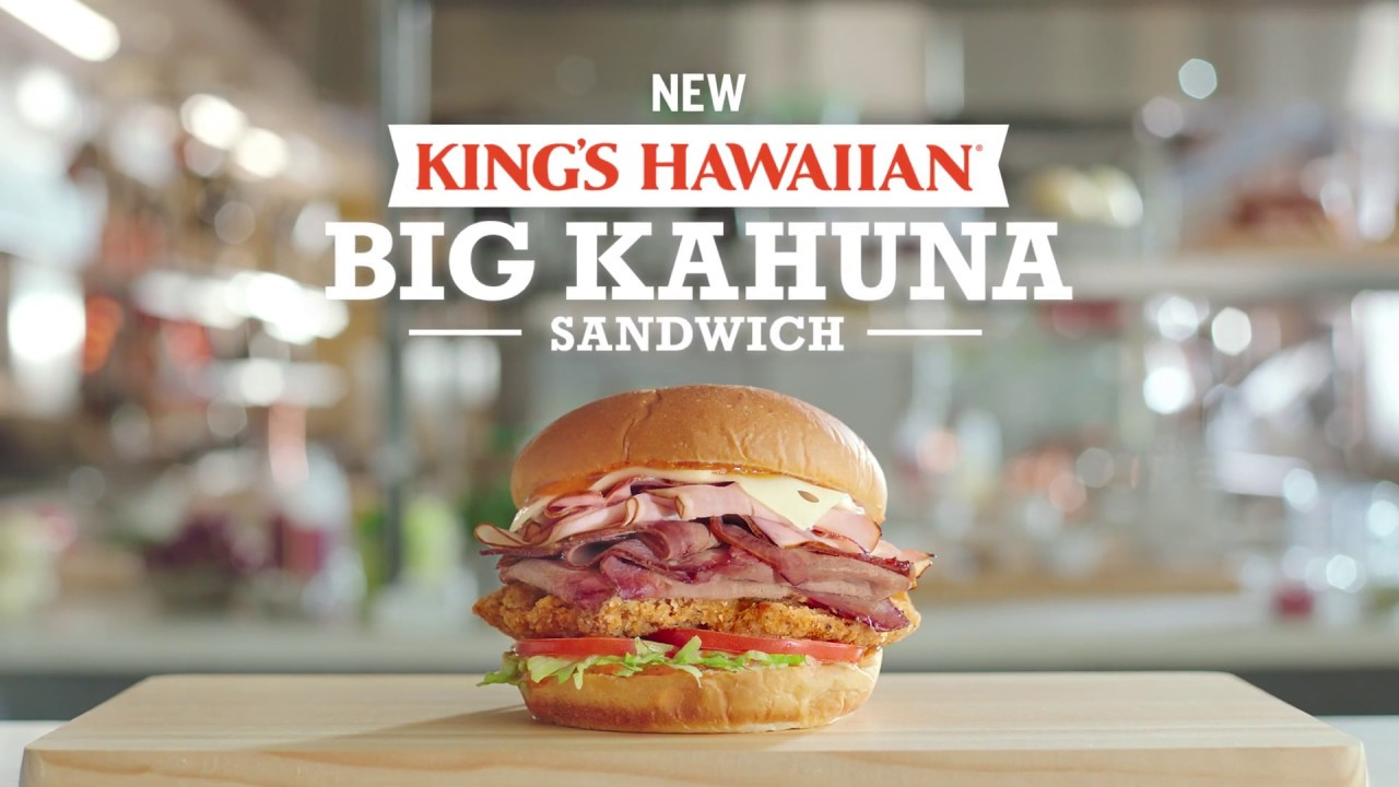 Arby's: King's Hawaiian Sandwiches | What's On It