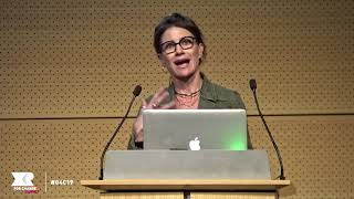 Keynote - The Subversive Potential of XR in Fine Art and Public Access with Nancy Baker Cahill