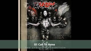 Exodus  The Atrocity Exhibition Exhibit A full album 2007