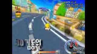 韓國玩家城鎮高速公路1'46(storm SR)