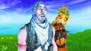 ICE TRAP *SNIPING WIN* IN FORTNITE BATTLE ROYALE!!