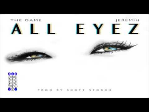 The Game Featuring Jeremih - All Eyez [Instrumental]