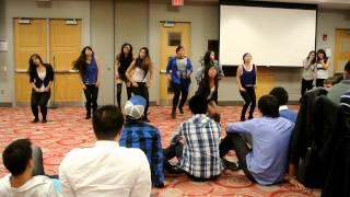 Ohio State Pilipino Student Association (PSA) Barrio Fiesta Modern Dance Performance