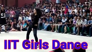IIT Girls Dance Performance- Best of the year | Girls V/s Boys Dance | Very Fantastic |Holi Special.