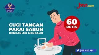 Cuci Tangan Minimal 60 Detik Berdampak Luar Biasa - JPNN.com