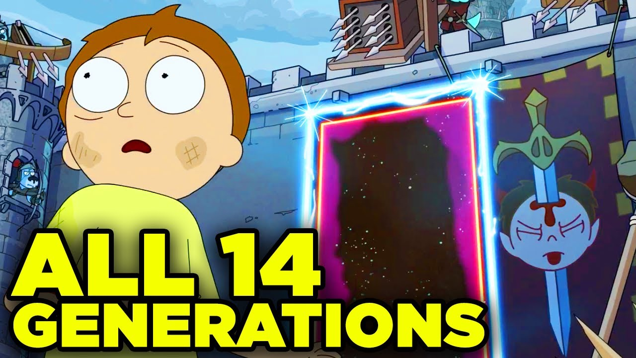 Rick and Morty 5x01 Narnia Dimension Timeline Explained! | Ricksplained