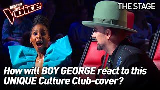 Lucy Griffiths sings 'Do You Really Want to Hurt Me' by Culture Club | The Voice Stage #21