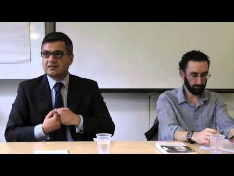 The Inevitable Caliphate? - Dr Faisal Devji discusses Dr. Reza Pankhurst's book