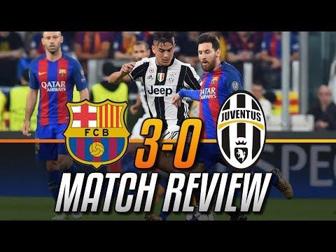 ►THE RETURN OF FALSE 9!!! Barcelona vs Juventus | MATCH REACTION | Post Match Analysis