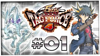 Yu-Gi-Oh! 5D's TAG FORCE 4 ☆ #01 - BEGEGNUNGEN! ☆ Let's Play Yu-Gi-Oh!