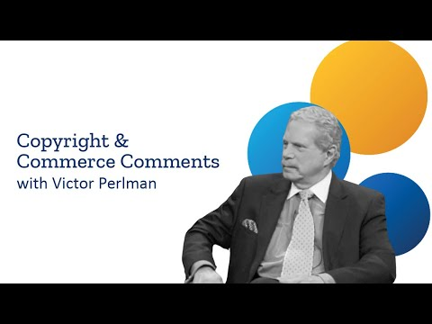 Copyright & Commerce: Orphan Works & Fair Use in a Digital Age - Victor Perlman