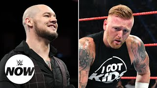 Baron Corbin forces heartbroken Heath Slater to be Raw's new referee: WWE Now