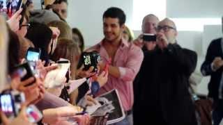 Марио Касас напоказе фильма
